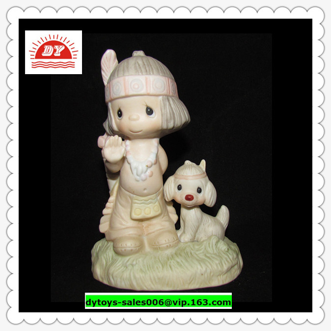 ICTI factory wholesale 3D customise baby jesus figure
