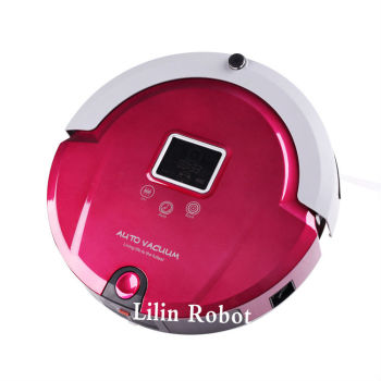 4 In 1 Multifunctional Robotic Floor Sweeper LL-A320