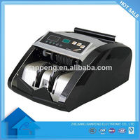 12 months Hot Selling Width detection function vacuum banknote counter