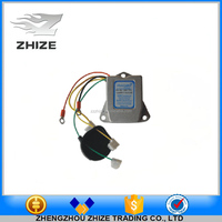 172R prestolite alternator/generator voltage regulator for bus parts