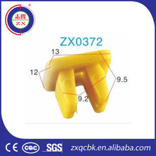 Universal products car door panel clips/plastic car window clips/clips car for wholesale