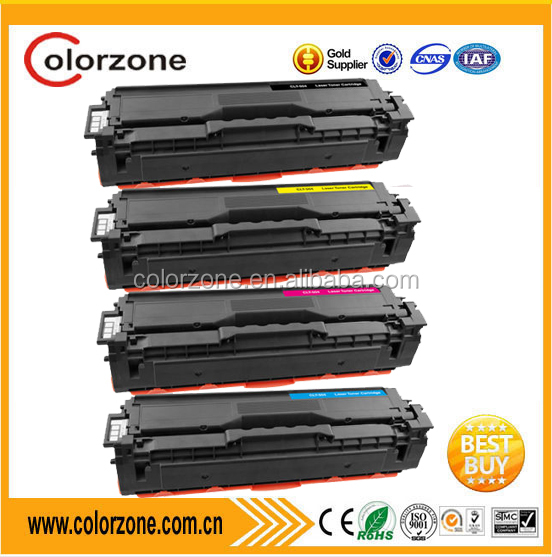 Color toner for samsung clt-k504s clt -c504s clt- m504s clt-y504s toner cartridge for samsung clp-415n clp-415nw clp-470
