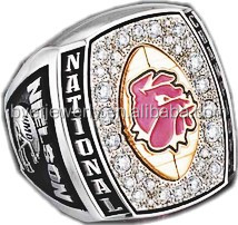rose bowl championship ring custom sports jewellery