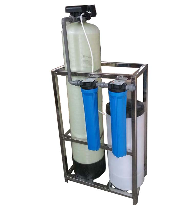 PLC Auto Control Demineralized Water Treatment Plants with Ion Exchange Resin