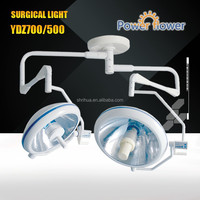 YDZ 700/500 Shadowless Operation lamp with extrinsic digital image