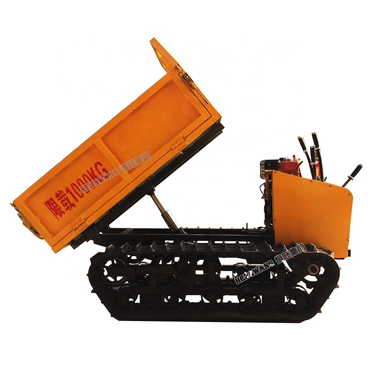 Hot sale 1-4 ton site dumper/mini Dump <strong>truck</strong>/ tip lorry