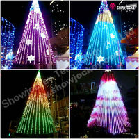 Buy 2015 Giant Outdoor Christmas Tree 8m LED Christmas commercial ...