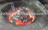 High Efficiency and Good Quality Intermediate frequency induction heating furnace