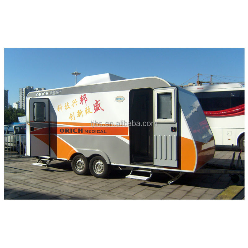 Ambulance And Mobile Clinics High Quality Ambulance mobile hospital Mobile Clinic mobile health clinics for sale