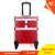 New Design Hot Sale Handmade Multilayer Drawers High Capacity vanity Trolley Hard Case beauty suitcase