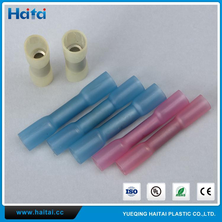 Haitai plastic tube connector bnyf rohs nylon insulated