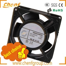 Hot sales electric motor cooling industrial axial fan // electrical panel cooling fan