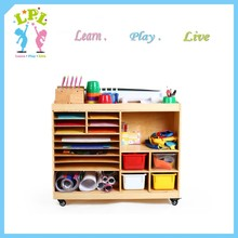 Eco friendly good looking wood material Sturdy School furniture
