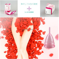 Medical Silicone Anytime Free Sample Menstrual