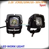 LED610 car light source 10w high power led 12v 24v led auto light CR EE IP68 led spot lighting
