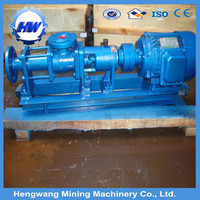 High quality slurry pump of china manufactured ship pump
