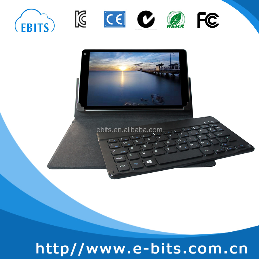 8 inch factory price good qualited wireless bluetooth keyboard case bluetooth keyboard for win8 WIN10
