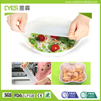 Reusable Environment Friendly Silicone Food Wrap