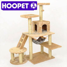 Pet Play House pet product cat tree scratch post