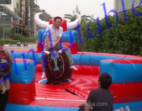 (Qi Ling) 2016 newest inflatable bull rider