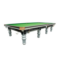 Elegent snooker pool table price for play game TS-238