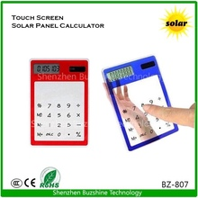 Logo Print Promotional Gift Cheapest Touch Screen Calculator