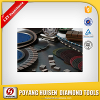 Diamond blade names of construction building hand tools price