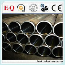 Black iron square tube carbon steel pipe standard length