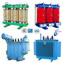 10kv-220kv three phase oil-immersed transformer insulation