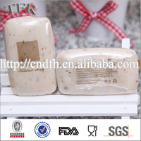 High quality eco-friendly disposable organic hotel soap