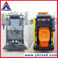 YHD21 Road Sweeper Vehicle