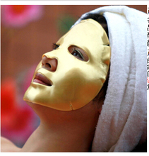 Thai products wholesale for 24k gold mask of Gold Bio-Collagen Facial Mask/face whitening facial kit