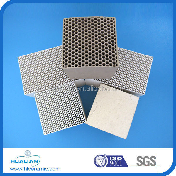 Honeycomb Ceramic Gas Refractory Heater