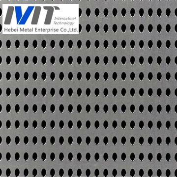 2015 Aluminum Perforated Metal Panels For Balustrades and Facades From China Supplier