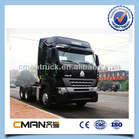 Euro 2 Emission Standard > 8L Engine Capacity tractor truck Sale
