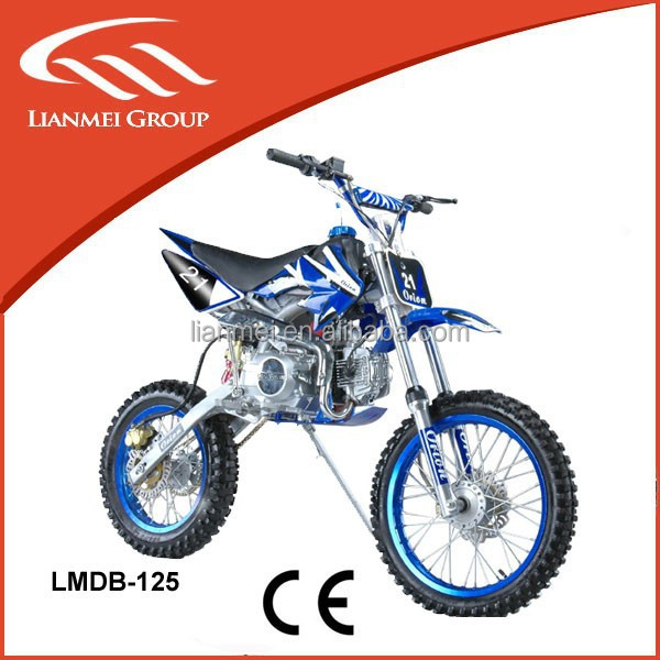 125cc dirt bike for sale cheap electric motorcycle with EPA