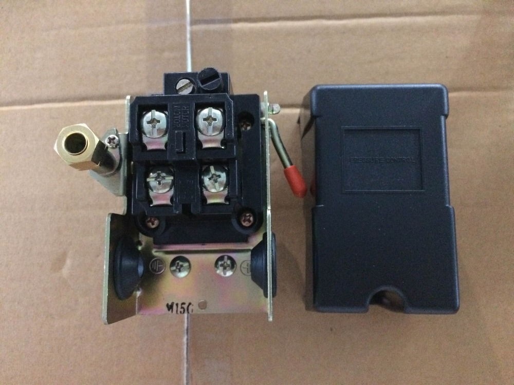 adjust pressure switch air compressor (KRQ-1)