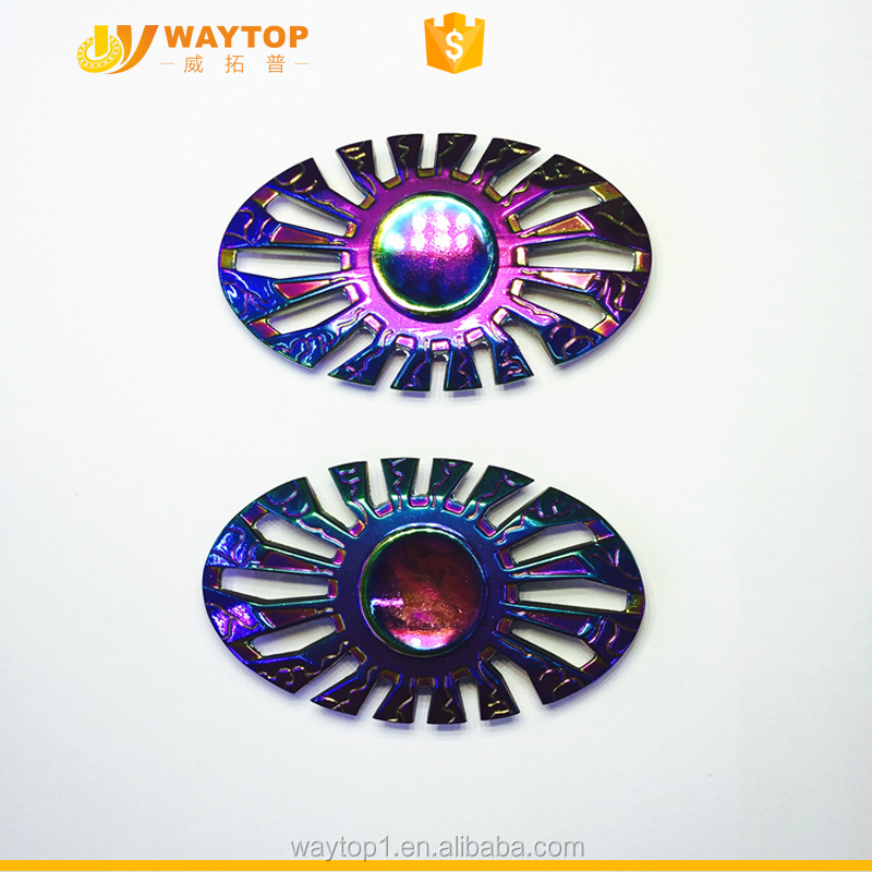 High quality of the colorful flying fish fidget spinner gyro Spinner