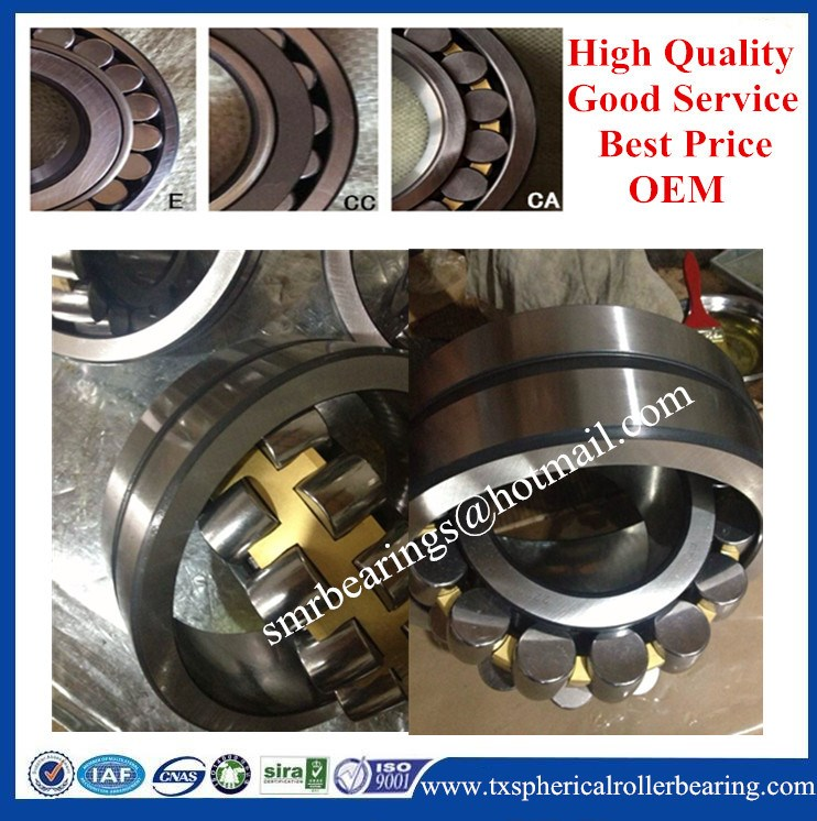 Self lubricating bearing 22319 CC W33 widely used bearings