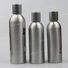 Round recycled aluminum whiskey bottle sizes