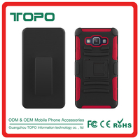 [TOPO]Hot Selling Hybrid Armor PC silicon Cell Mobile Phone Case Cover for Samsung galaxy A5 with stand