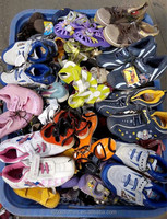 Uk good quality used shoes second hand shoes in bales