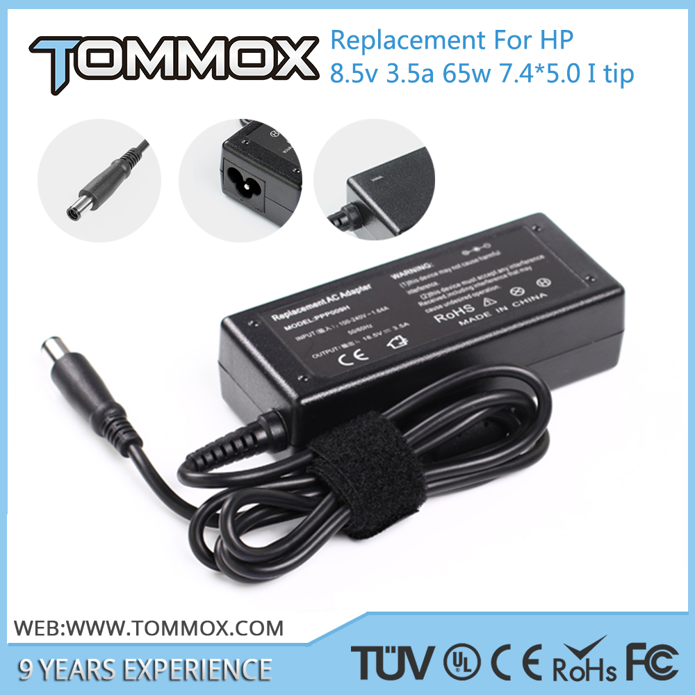 Replacement 18.5V 3.5A 7.4 with pin laptop ac adapter PA-1650-02HC for HP 6910p 2533t 2230s 2510p 2710p