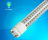 UL CUL listed V-Shape design LED freezer tube Light waterproof IP65 240 degree beam angle 5 years warranty