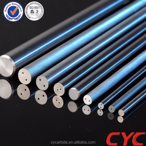 Professional factory supply custom tungsten carbide rods blank