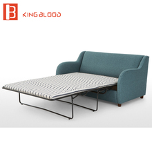 Modern German style designs sofa cum bed parts for drawing room