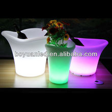 led lighted ice bucket wine ice buckets wholesale