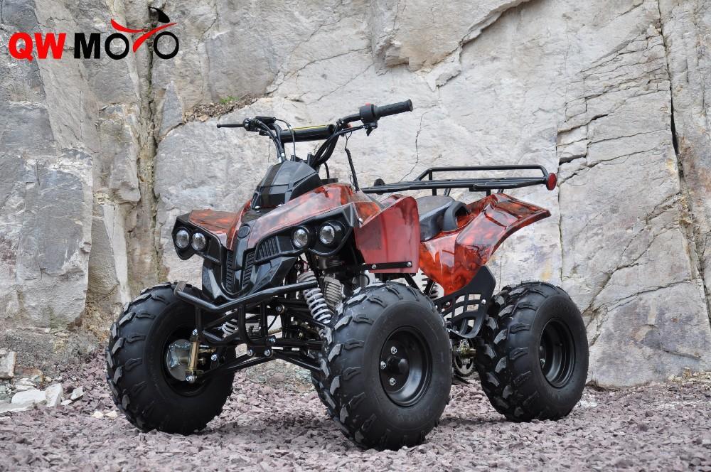 ce approved 125cc racing atv quad 4 wheeler atv quad bike atv for adult view quad bike qwmoto. Black Bedroom Furniture Sets. Home Design Ideas