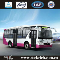 China Shiyan Dongfeng brand city bus 30seats EQ6850P3G for sale
