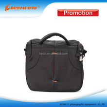 Free Sample Good Quality shockproof Nylon photo bag shoulder bag for camera